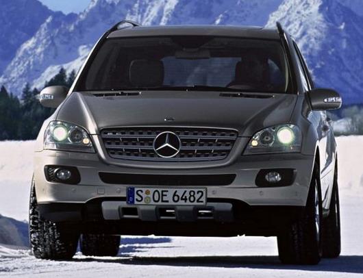 Mtec Hid Kit 4 Mercedes Benz Ml350 Ml500 Ml63 Amg W164