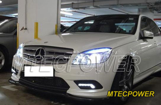Where Can I Get The E Class Daytime Running Lights For My