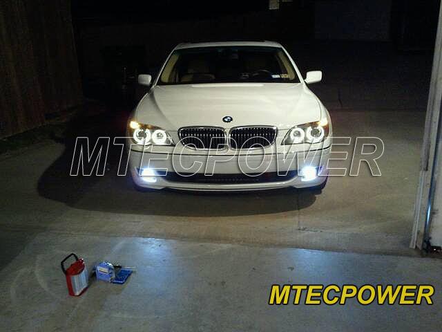 Mtec Ultimate 12w V3 Led Angel Eye Bulbs Bmw E39 E60 E65