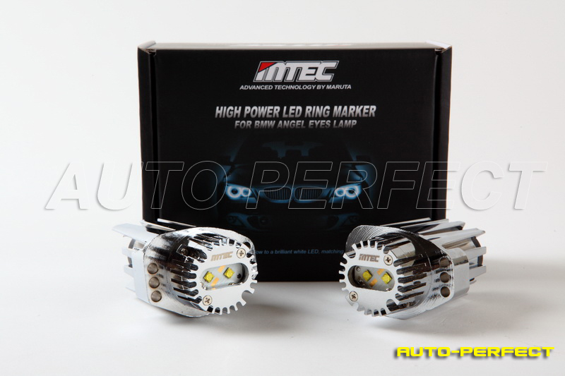 Mtec 18w V4 0 Led Drl Angel Eye Bulb Bmw E90 E91 325i 330i