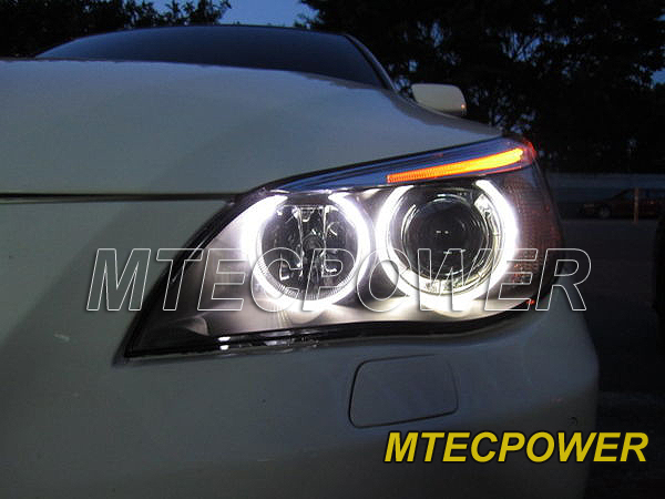 Mtec Ultimate 12W V3 Led Angel Eye Bulbs Bmw E39 E60 E65 E66 E83 X3 E53 X5  Ebay-7931